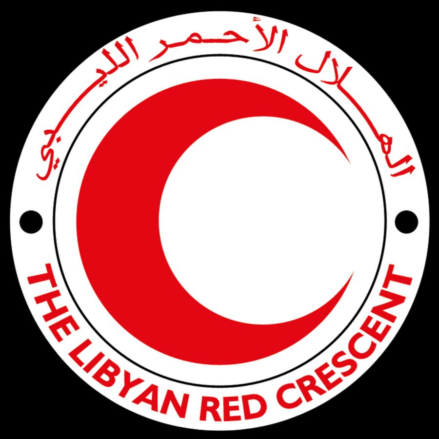 الهلال الاحمر الليبي - بنغازي  Logo