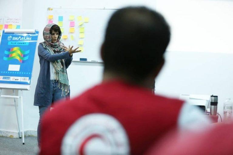 دورة بإشراف مدربين مناللجنة الدولية