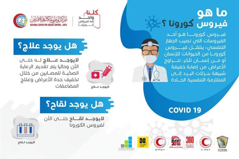 حملة وطنية توعوية حول فيروس كورونا